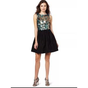 Plenty by Tracy Reese Sequined Mini Dress
